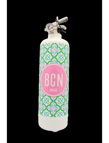 BCN Mosaic blanc